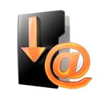 Icon E-Mail und Ordner