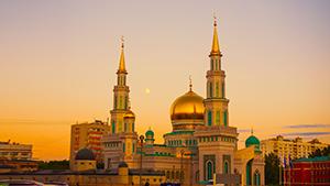 Moskau Moschee-Kathedrale Mira