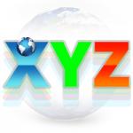 Globus mit XYZ